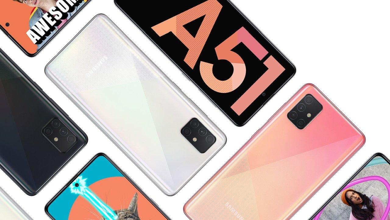 2020 İlk Çeyrekte En Çok Satan Android Telefon Samsung Galaxy A51