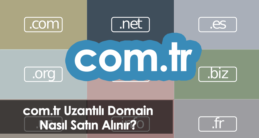 Com.tr Domain Nasıl Alınır Gereken Belgeler