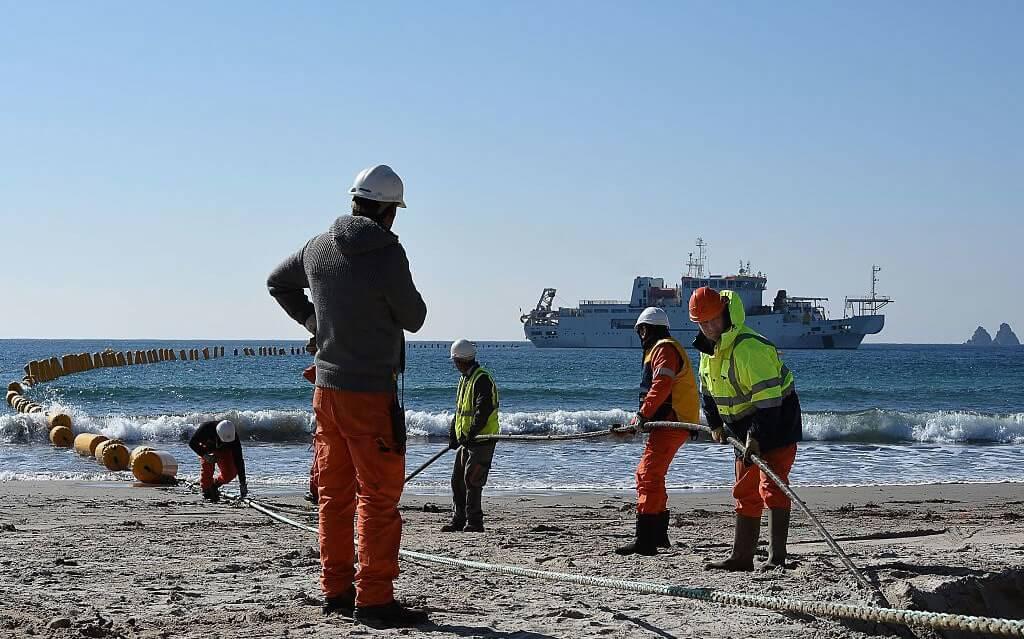 Denizaltından Fiber-Optik Ağ ile Deprem Bilgisi Alındı