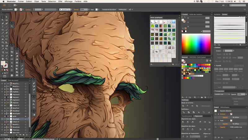 En Çok Kullanılan Tasarım Programları Illustrator