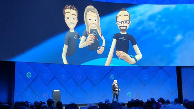 Facebook'un Sanal Gerçeklik Platformu: Facebook Spaces