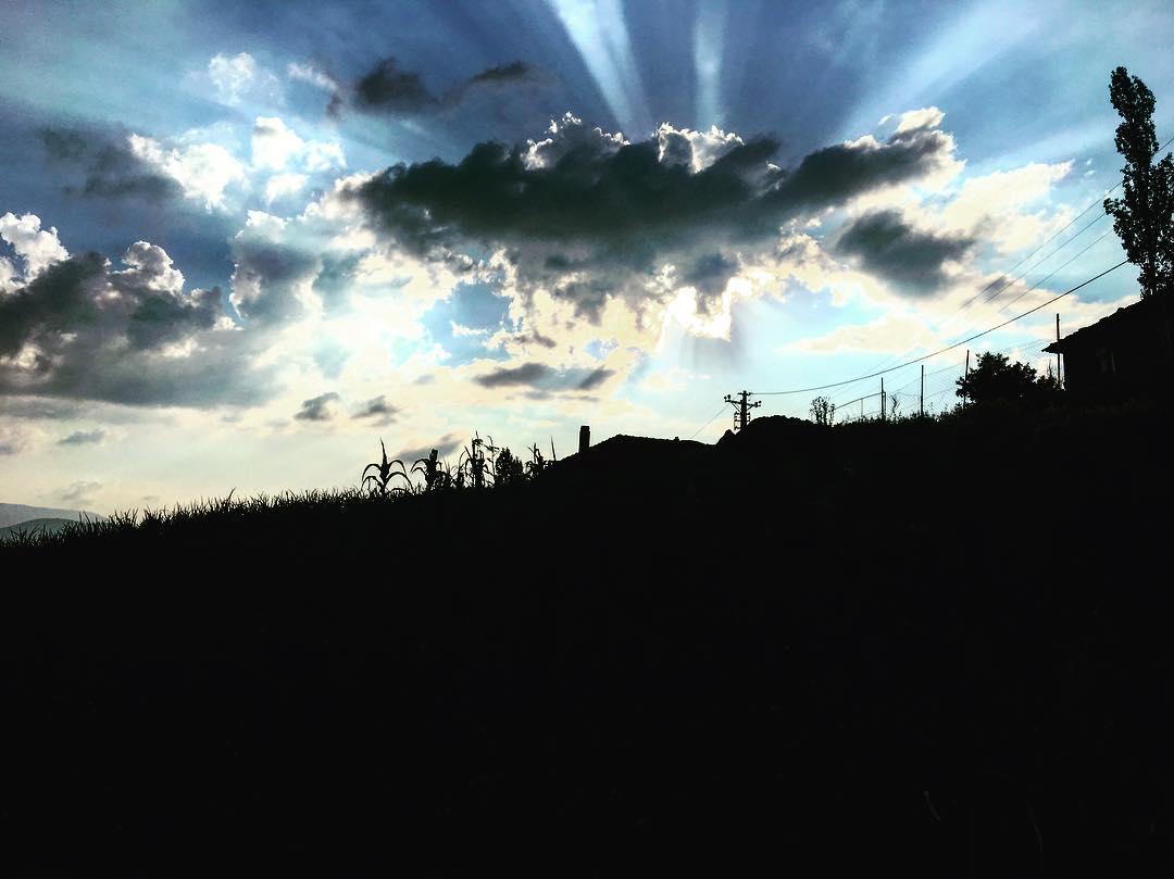 Gök Yüzü Manzarası 2