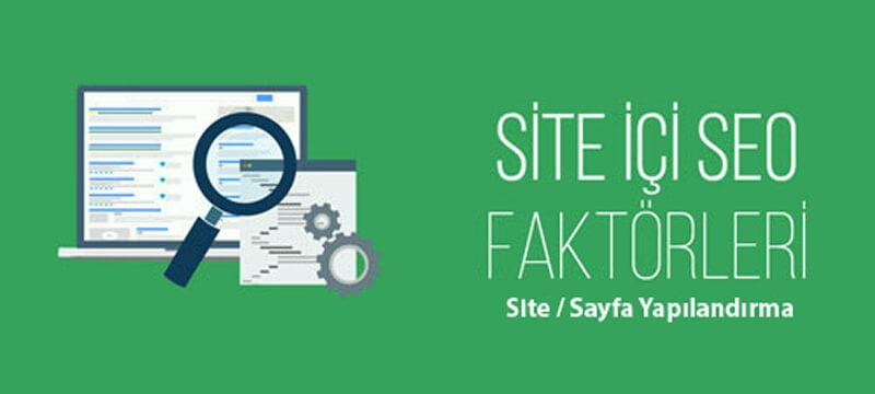 Google Sıralama Kriterlerinde Site İçi Spam Faktörleri