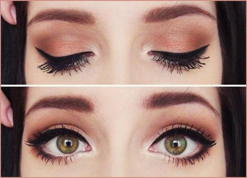 Güzel Bakışlar İçin Doğru Göz Makyajı