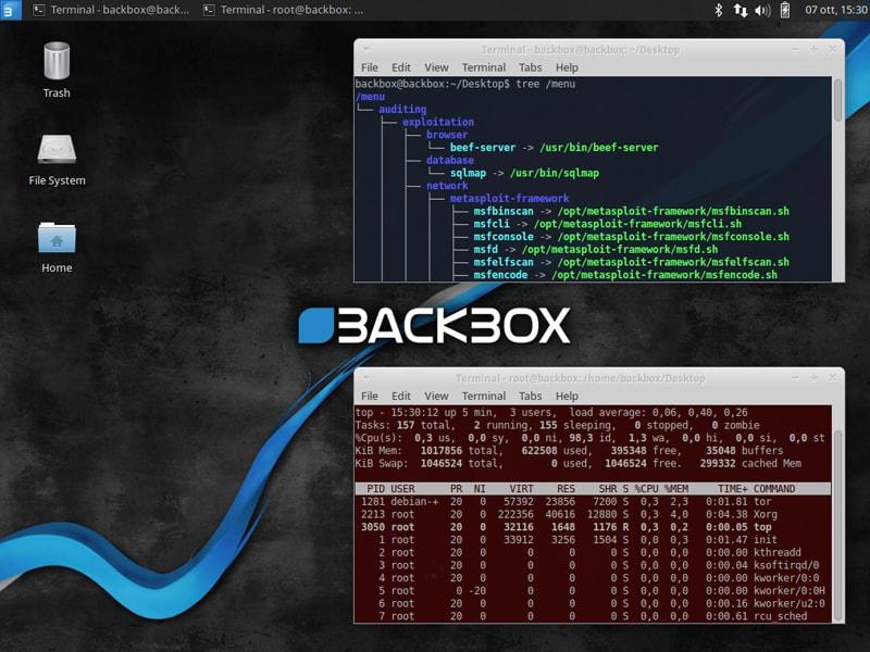 Hackerların Tercih Ettiği 10 Popüler İşletim Sistemi Back Box