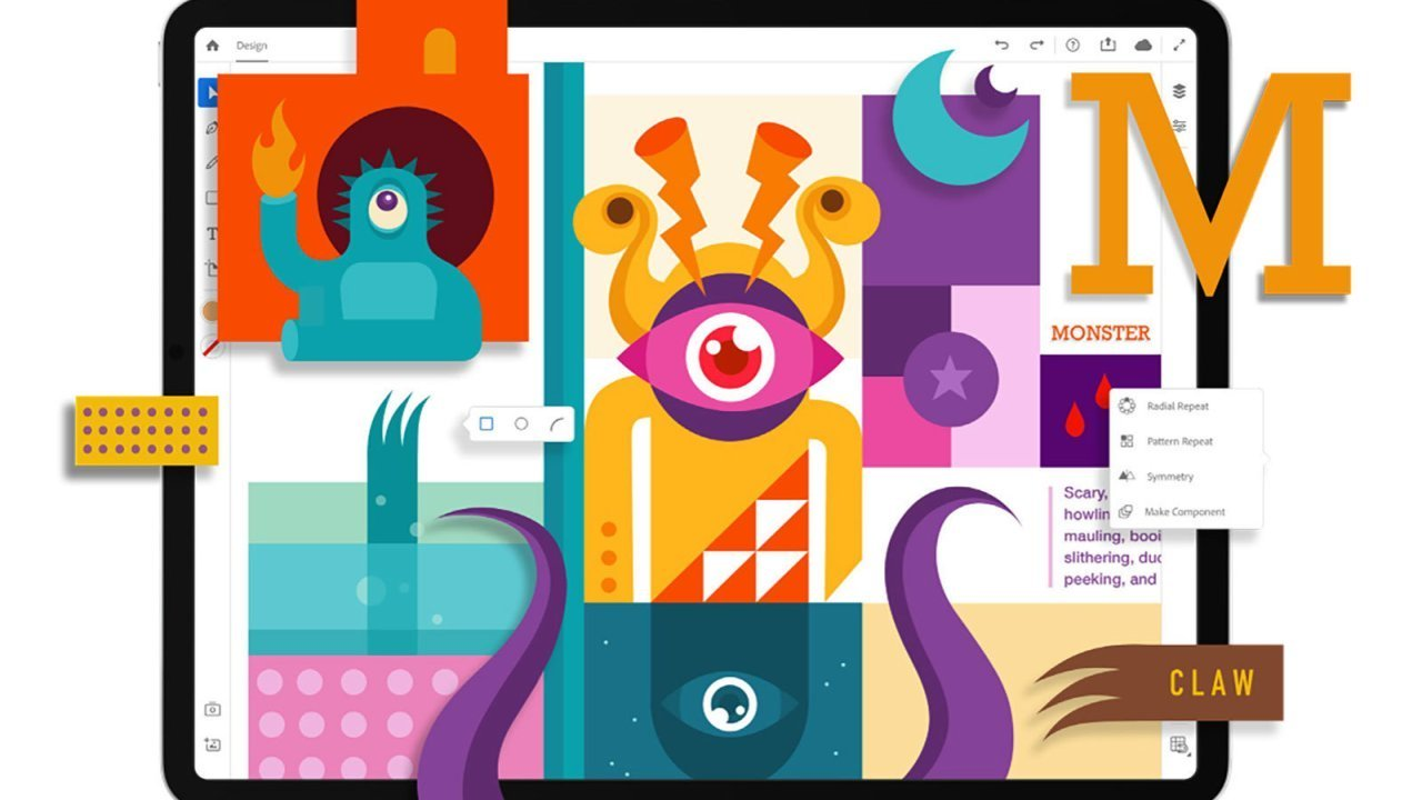 iPad İçin Adobe Illustrator Duyuruldu