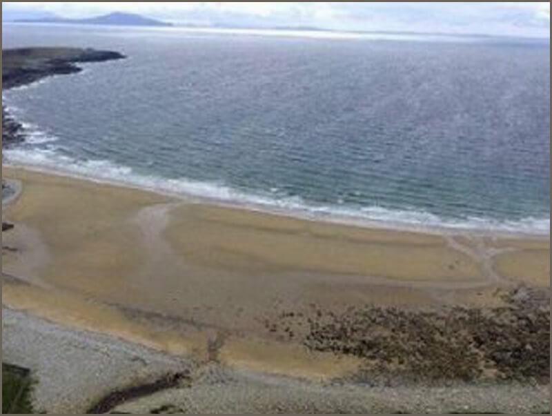 Kayıp Kumsal 33 yıl Sonra Geri Geldi