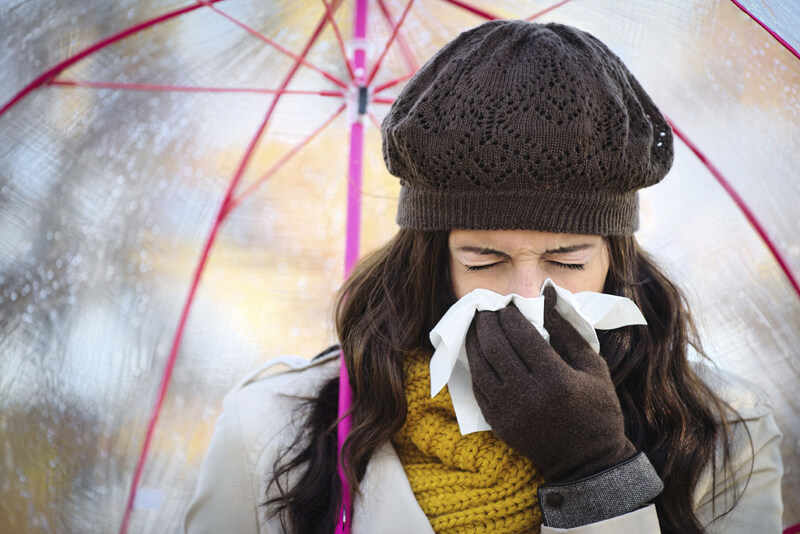 Kilo Aldıran Şaşırtıcı Gerçekler Soğuk Algınlığı Virüsü Kapmak