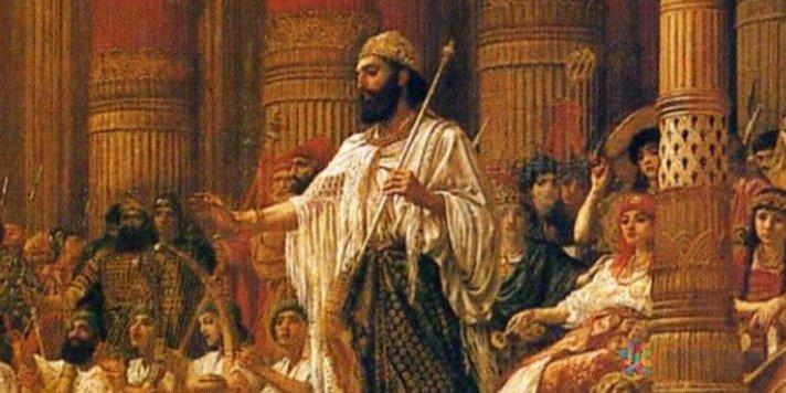 KRAL SÜLEYMAN'IN NEFES ALIŞTIRMALARI