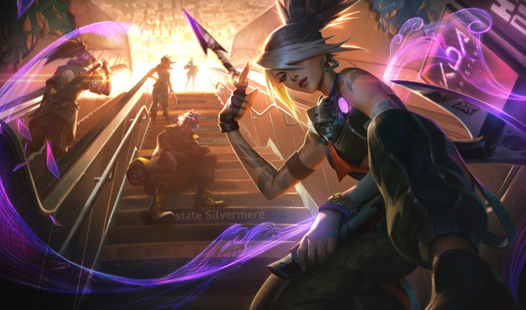 League Of Legends 9.22 Yama Notları Akali