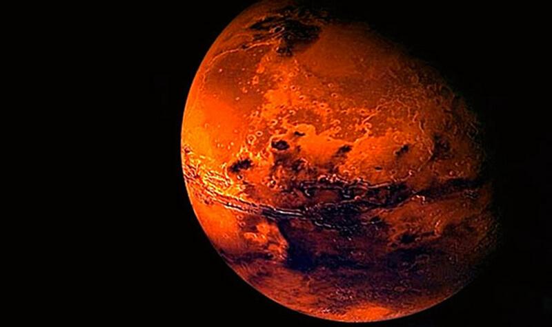 Mars'a İlk Adım 2030'da