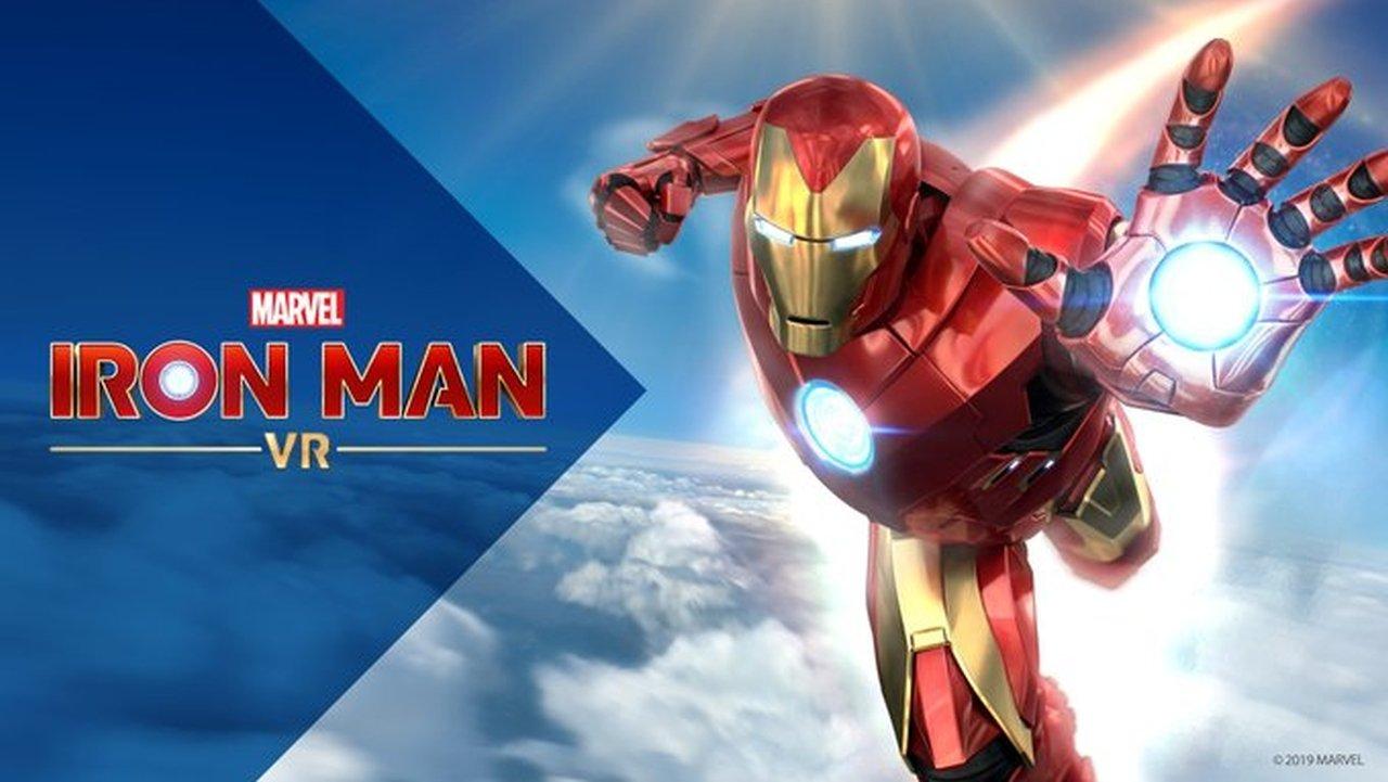Marvel's Iron Man VR Çıkış Tarihi 2020