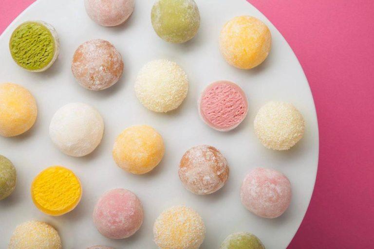 Japonlar Yapmış: Mochi Dondurması!