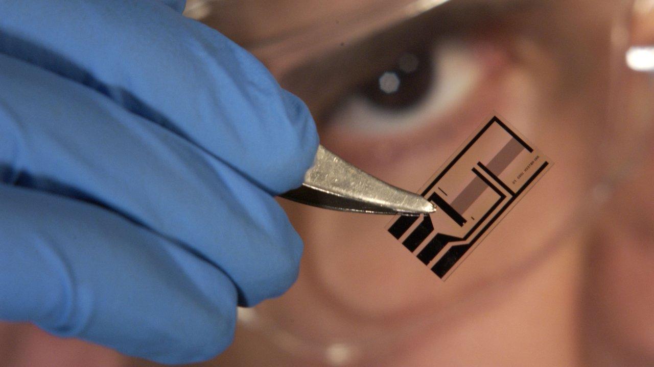 Nano Ölçekli Elektro-Optik Cihaz Geliştirildi