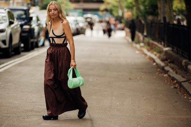 Newyork Moda Haftası 1