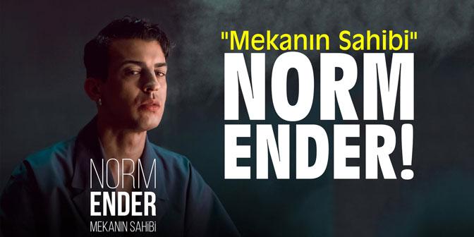 Norm Ender'in 'Mekanın Sahibi' şarkısı Spotify'a geri döndü