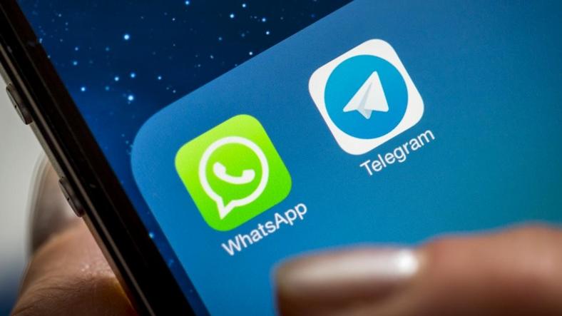 Rus Mesajlaşma Uygulaması Telegramdan Whatsappı Silin Uyarısı!