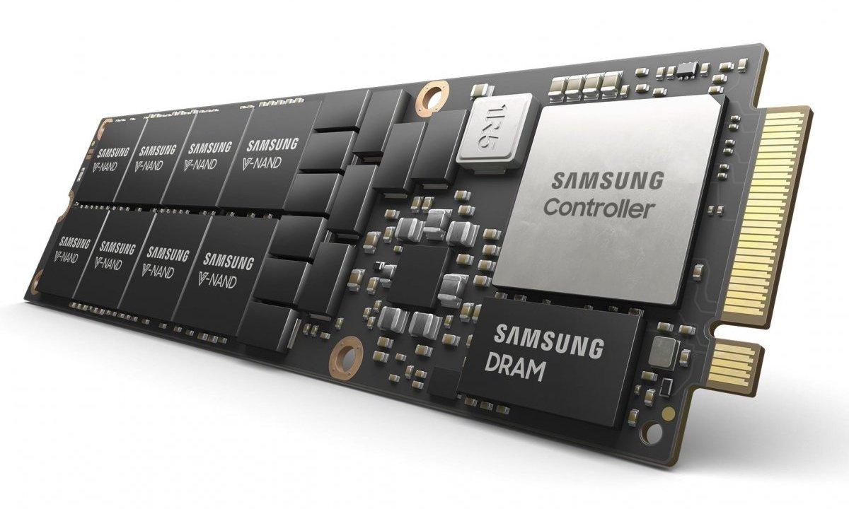 Samsung PCIe 4.0 SSD Yeni Form Faktörleri İle Geliyor