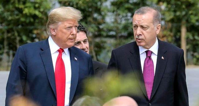 Cumhurbaşkanı Erdoğan'dan Trump'ın arabuluculuk teklifine yanıt