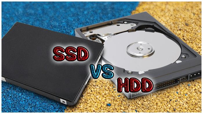 SSD ve HDD Arasındaki Farklar