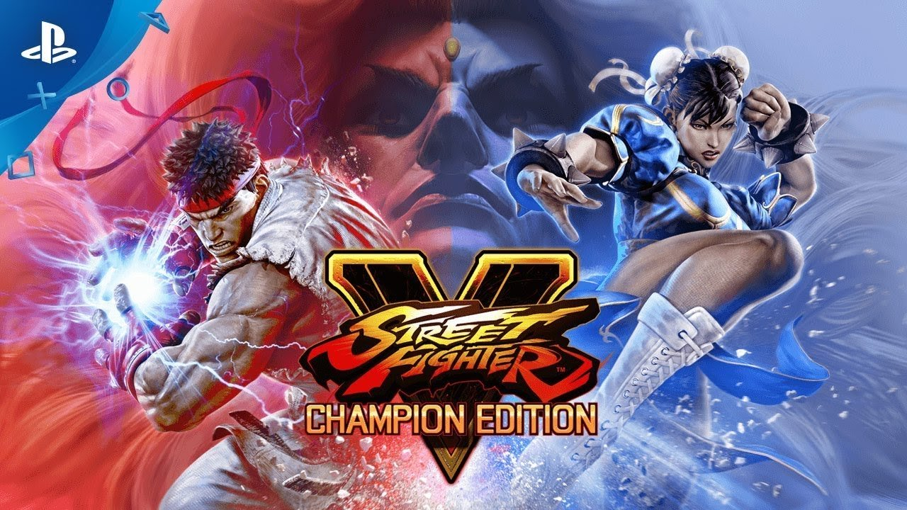 Street Fighter 5: Champion Edition Duyuruldu