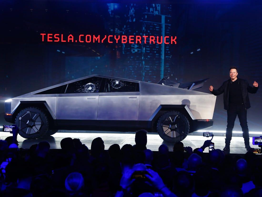 İşte Yeni Tesla Cybertruck Ve Teknik Özellikleri