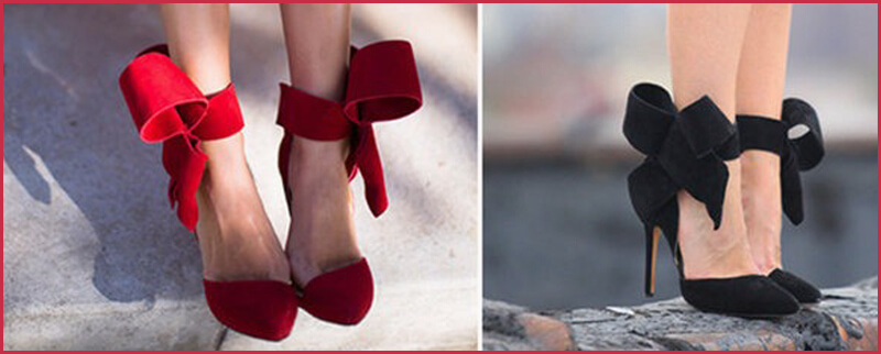 Bileği Kaplayan Ayakkabılar