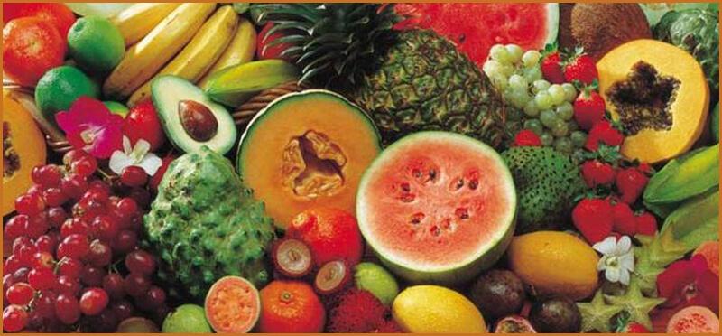Tropikal Meyveler Ve Yararları