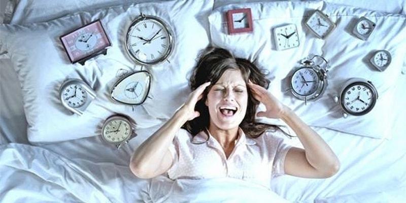 Uyku Sorunu Çekenler İçin Öneriler