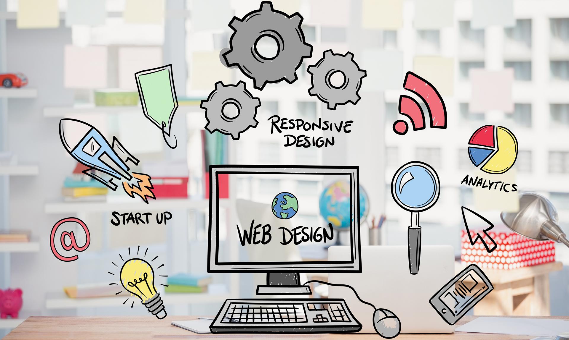 Profesyonel Web Tasarım Çalışması Nedir?