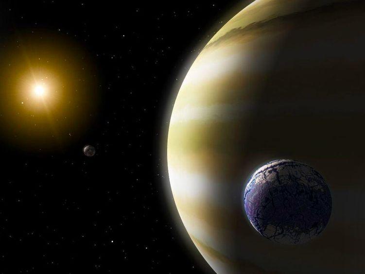 Yaşama Elverişli Yeni Bir Gezegen Keşfedildi