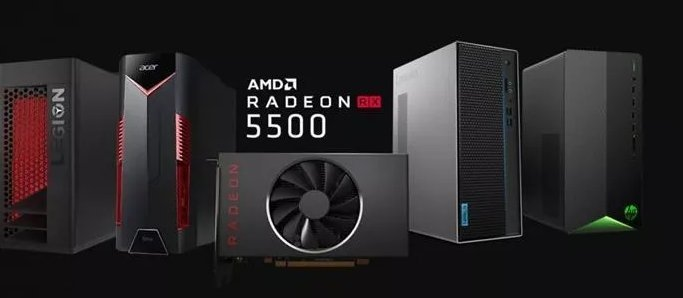 Yeni AMD Radeon RX 5500 Ekran Kartı Geliyor