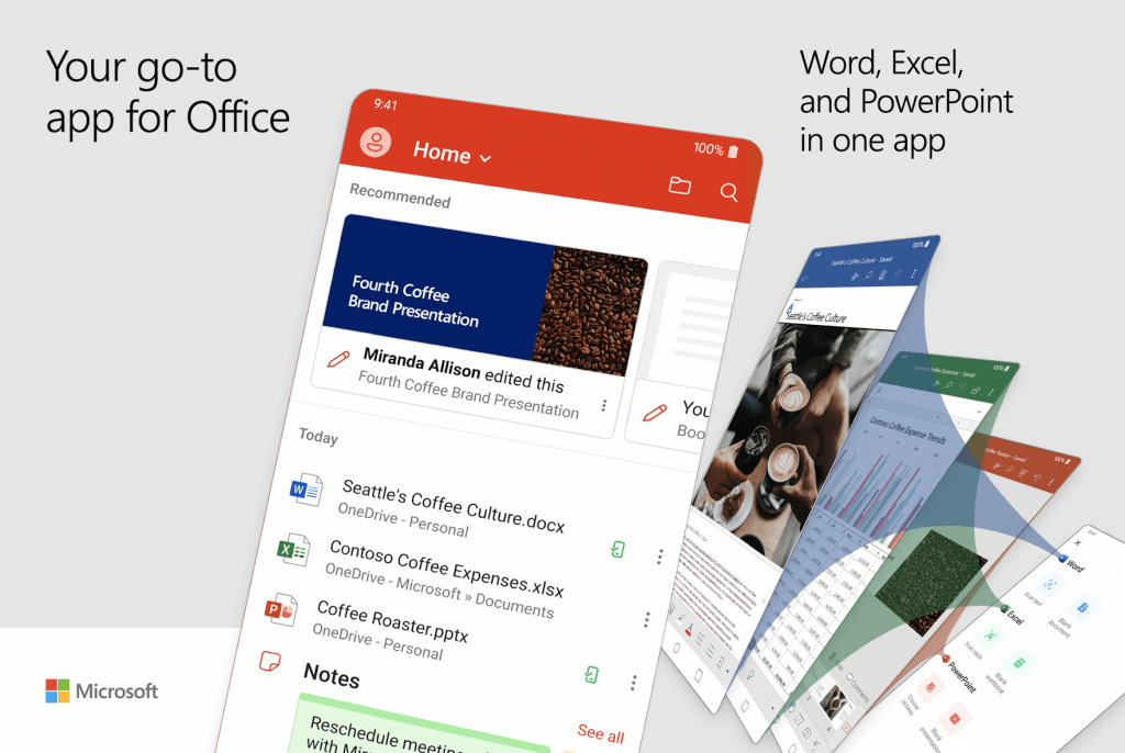 Yeni Office Uygulaması İOS Cihazlara Sunuldu
